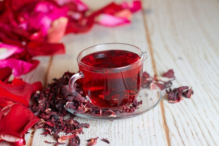 Giảm cân sau sinh bằng trà atiso