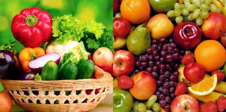 Chế độ ăn uống khoa học giúp cải thiện tình trạng huyết trắng bất thường