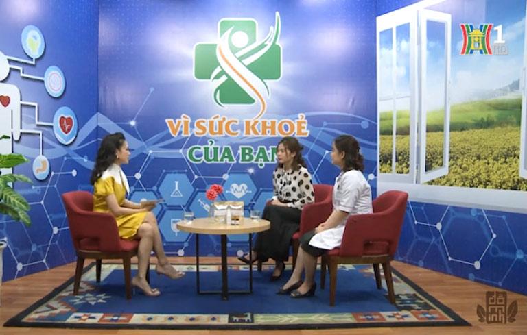 Chuyên gia khuyên dùng thuốc nam chữa nấm phụ khoa Đỗ Minh Đường trên kênh truyền hình Hà Nội