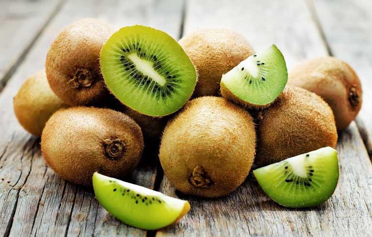 Ăn kiwi rất tốt vào những ngày hành kinhĂn kiwi rất tốt vào những ngày hành kinh