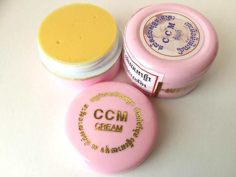 Loại bỏ tàn nhang hiệu quả với kem CCM