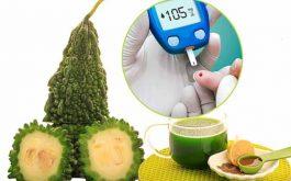 Mướp đắng chữa tiểu đường hiệu quả và an toàn