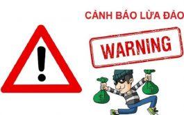 Thầy thuốc Đỗ Minh Tuấn, Nhà thuốc Đỗ Minh Đường bị giả mạo để lừa đảo