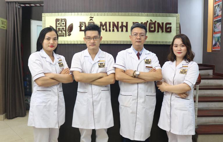 Một số lương y, bác sĩ tại Đỗ Minh Đường