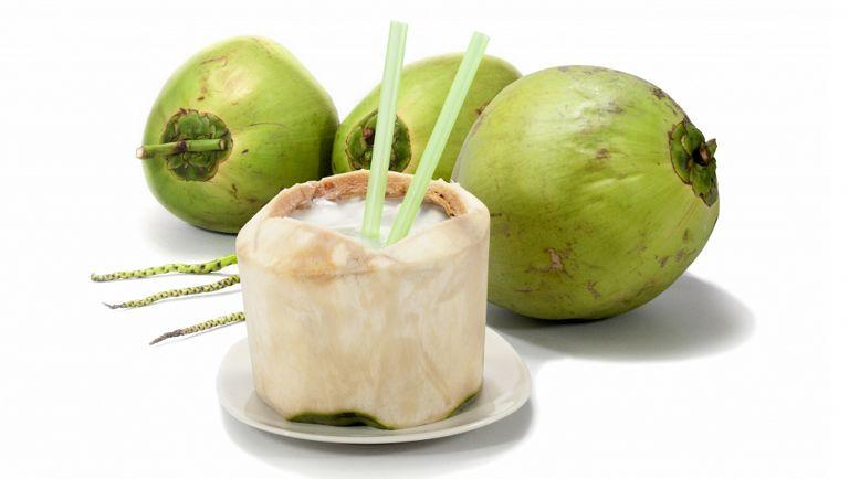 Quả dừa có tác dụng trị bệnh dạ dày