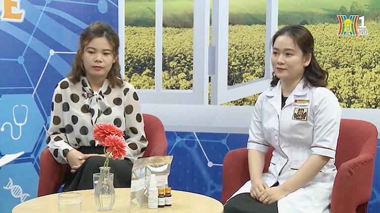 Bài thuốc nam chữa nấm candiada của Đỗ Minh Đường xuất hiện trong Vì sức khỏe của bạn