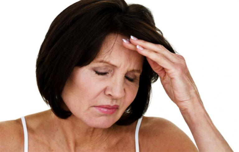 Rong kinh tiền mãn kinh thường xảy ra do thời điểm này buồng trứng đang dần suy giảm chức năng