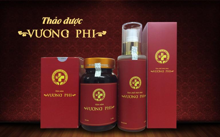 Hình ảnh Bộ sản phẩm Vương Phi