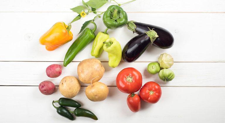 Các loại thức ăn tốt dành cho người bị vảy nến
