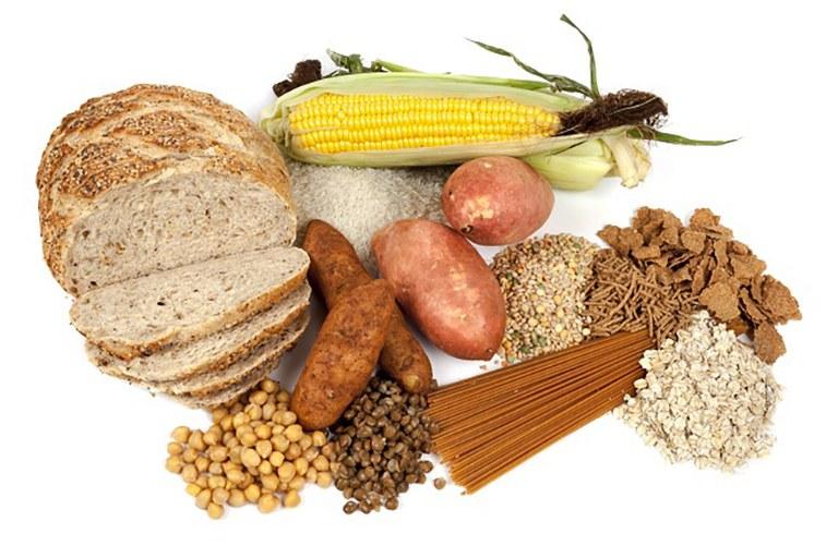 Thực phẩm chứa nhiều tinh bột giúp bảo vệ niêm mạc dạ dày khỏi vi khuẩn HP