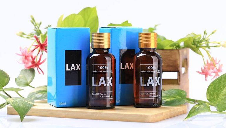 Thuốc Lax được bào chế từ các dược liệu có sẵn trong tự nhiên