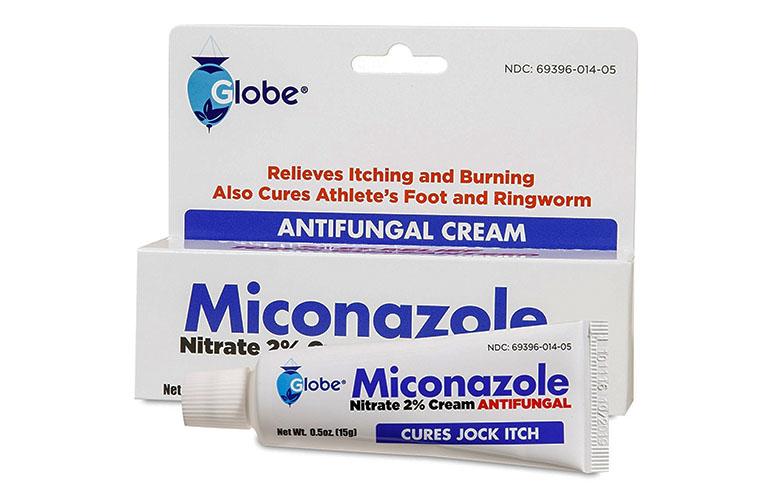 Thuốc bôi trị hắc lào Miconazole là sản phẩm có xuất xứ từ nước Myanma