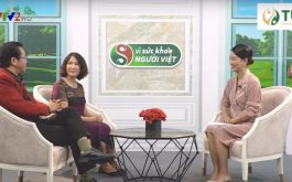 Chương trình VTV2 Vì sức khỏe người Việt giới thiệu giải pháp hỗ trợ chữa trào ngược dạ dày bằng Sơ Can Bình Vị Tán
