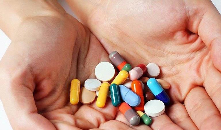Thuốc Tây điều trị viêm phần phụ với những ưu điểm: hiệu quả tức thì, tiện lợi, nhanh chóng