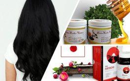 Thuốc trị bạc tóc loại nào tốt?