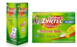 Thuốc trị nghẹt mũi cho trẻ