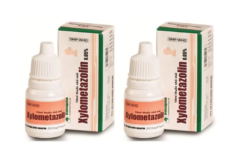 Thuốc Xylometazolin