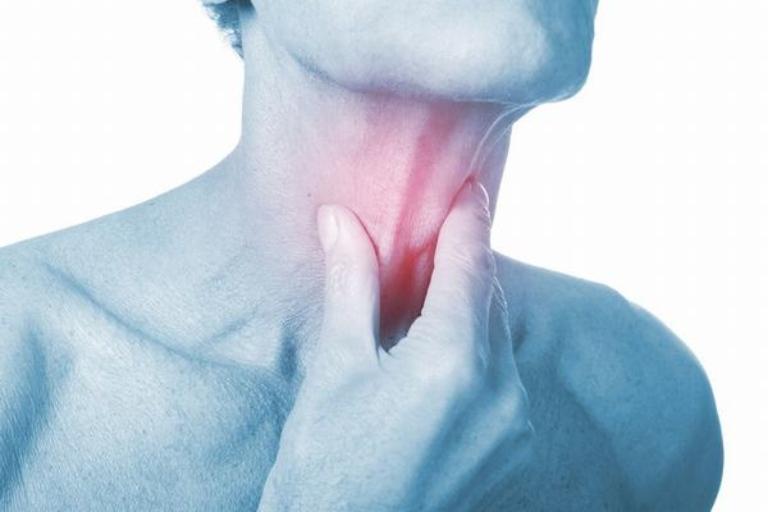 Trào ngược gây viêm họng ảnh hưởng đến sinh hoạt hàng ngày của con người