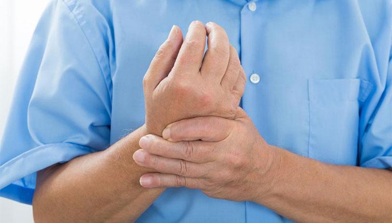 Viêm bao hoạt dich cổ tay