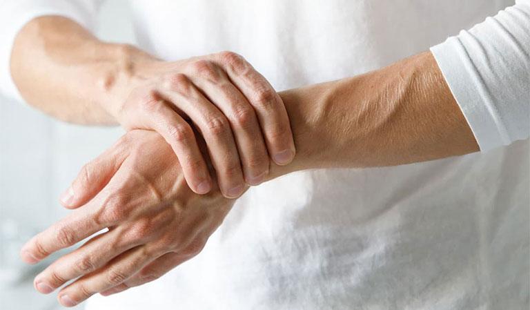 viêm bao hoạt dịch khớp cổ tay