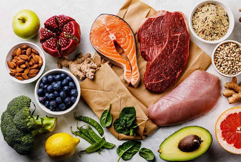 Xây dựng chế độ ăn uống lành mạnh và khoa học