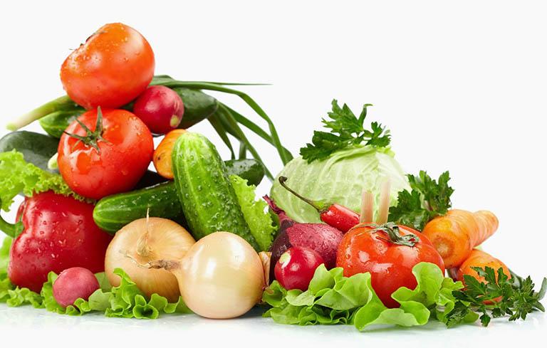 Nên bổ sung cho trẻ thực phẩm nhiều vitamin C và khoáng chất