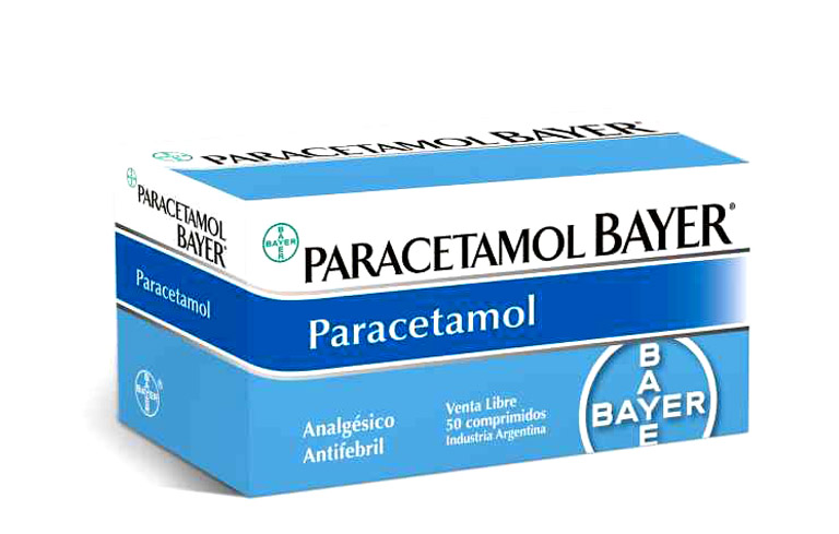 Bé bị viêm họng uống thuốc gì? Paracetamol