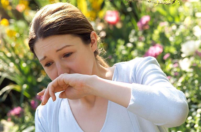Bệnh viêm mũi dị ứng không lây sang người khác