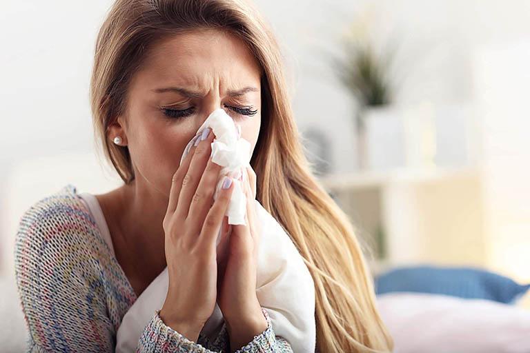 Dấu hiệu chận biết bệnh viêm mũi vận mạch