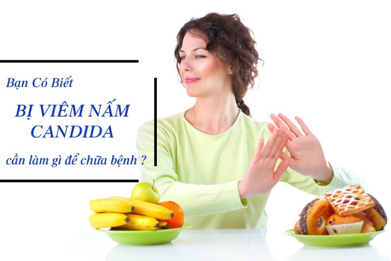 Chị em nên xây dựng chế độ ăn uống khoa học và lối sống lành mạnh nhằm hạn chế viêm nhiễm nấm Candida