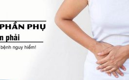 Viêm phần phụ phải nếu không được phát hiện và chữa trị kịp thời sẽ gây ra những biến chứng nguy hiểm