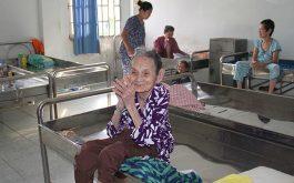 Viện dưỡng lão cho người nghèo là nơi cứu mang những người lớn tuổi gặp khó khăn