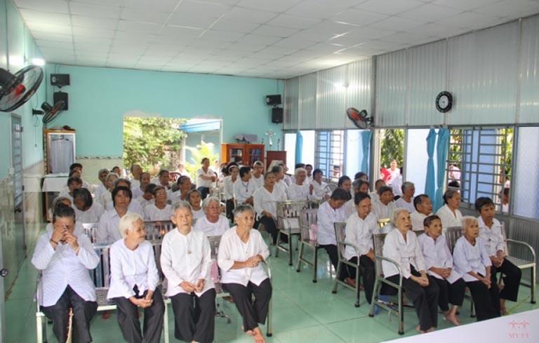 Viện dưỡng lão Suối Tiên