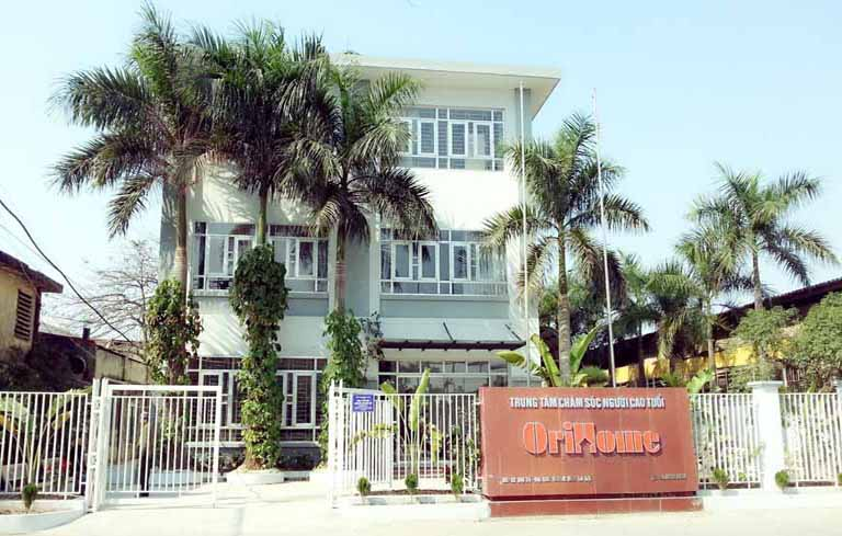 Viện dưỡng lão Orihome là một trong những trung tâm lớn tại Hà Nội