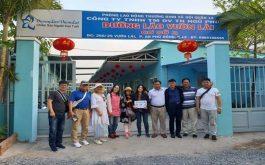 Viện dưỡng lão Vườn Lài hiện có 2 cơ sở đang hoạt động