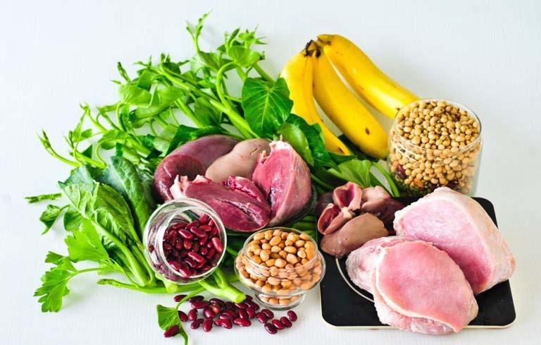 Vitamin B6 giúp tăng khả năng sinh sản, cân bằng hormone