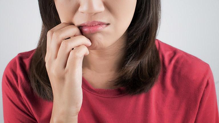 zona thần kinh ở miệng