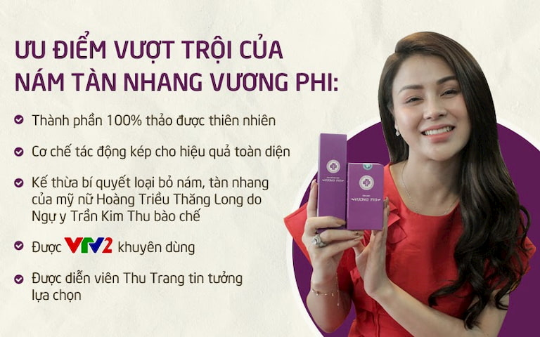 Vương Phi không chỉ là cứu tinh của nữ diễn viên Thu Trang mà còn của hàng nghìn phụ nữ Việt