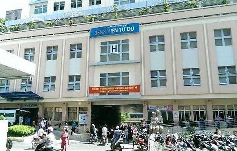 Khám hậu sản tại bệnh viện Từ Dũ