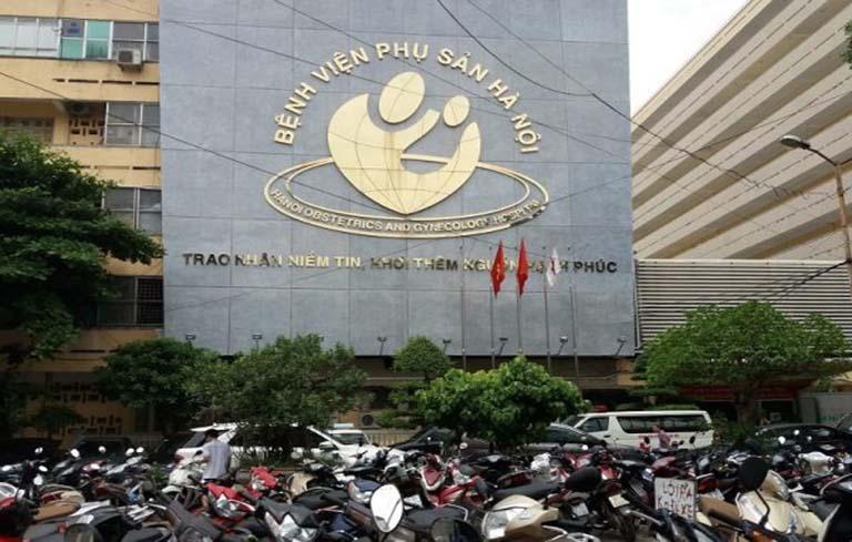 Khám hậu sản tại bệnh viện Phụ sản Hà Nội