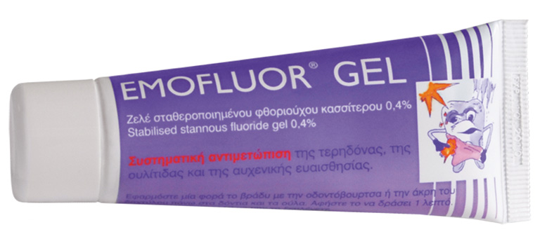 Gel chống ê buốt răng Emoform Gel của Thụy Sỹ
