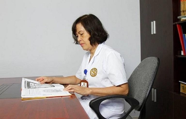 Bác sĩ Đỗ Thanh Hà cho biết tắc tia sữa cần được điều trị kịp thời