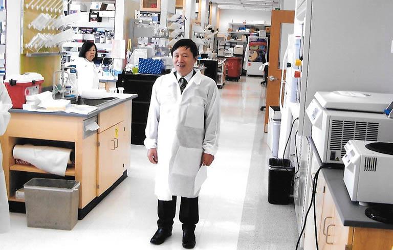 Bác sĩ Lưu Thế Duyên - Nguyên Phó Giám đốc Bệnh viện Từ Dũ