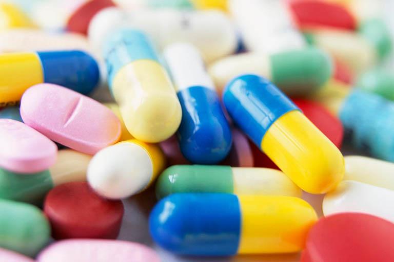 thuốc kháng sinh mang tác dụng giảm đau thông thường