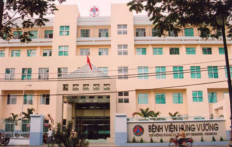 Khám hậu sản tại bệnh viện Hùng Vương