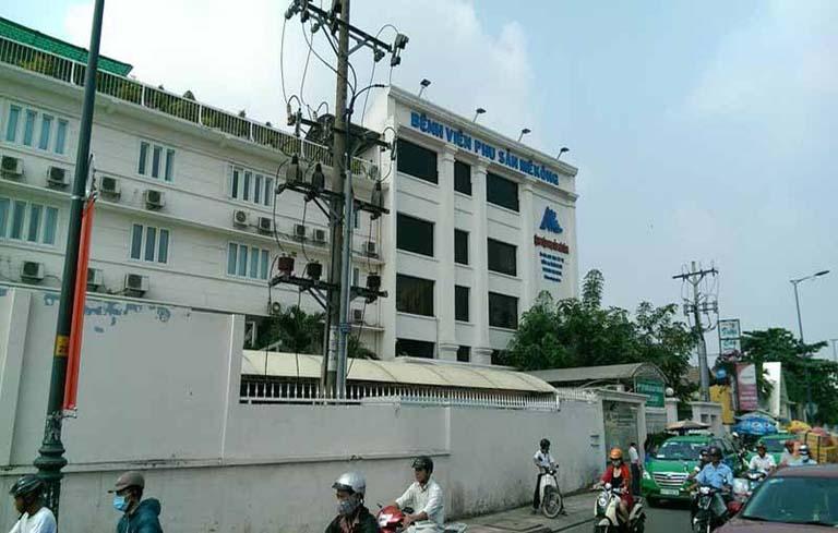 Bệnh viện Phụ sản Mêkông sở hữu đội ngũ y bác sĩ chuyên môn cao