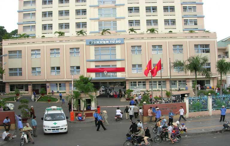Bệnh viện Từ Dũ là địa chỉ chữa bệnh được chị em tin tưởng