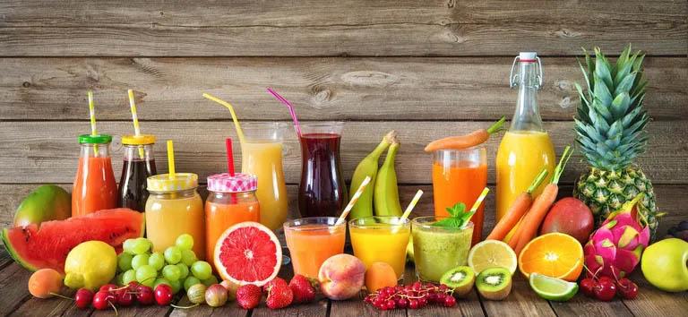 Các loại thức uống mà người bệnh nhiệt miệng không nên bỏ qua