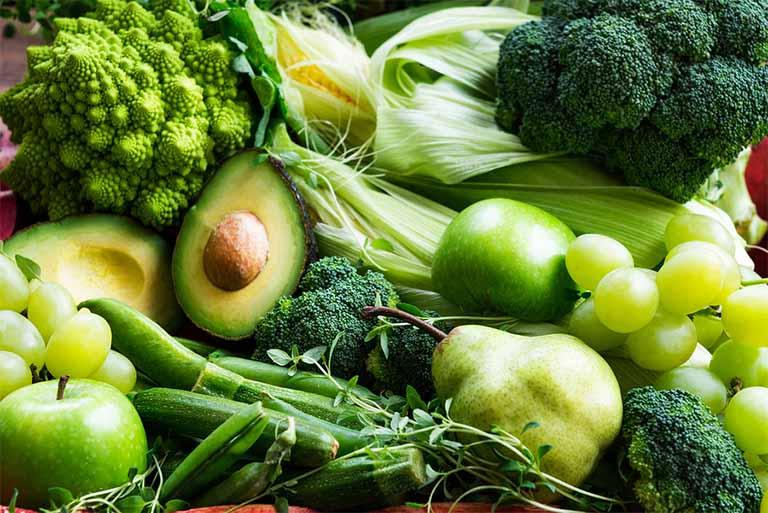 Bị nhiệt miệng nên ăn nhiều rau xanh để làm mát cơ thể