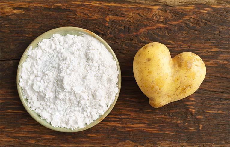 Công thức chữa bệnh dạ dày với bột khoai tây